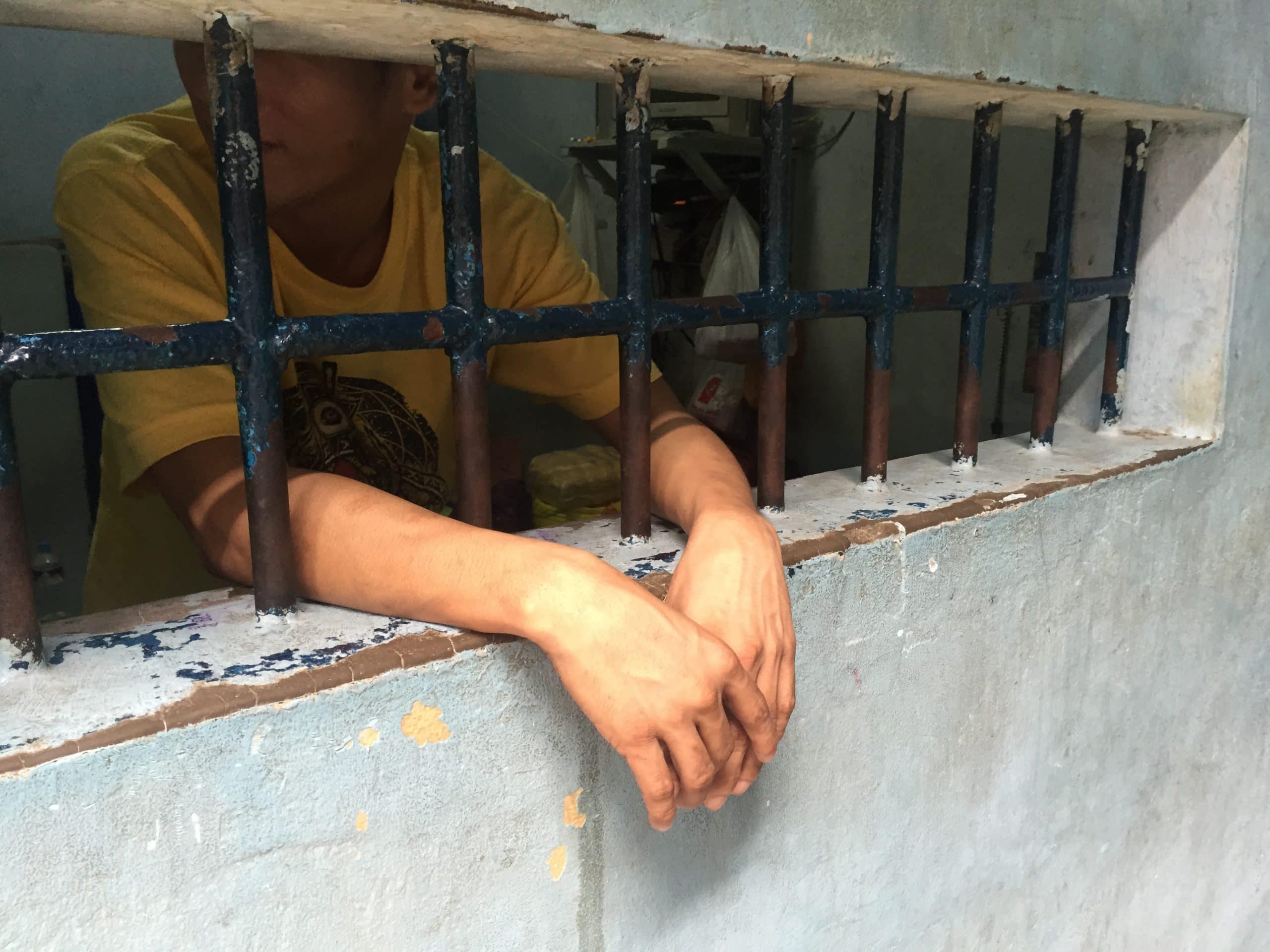 Mania children prison
